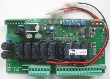 Za3n Блок Управления Инструкция - фото 10